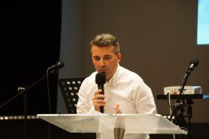 Pastor Andrzej Baczkowski